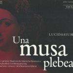 "Una Musa Plebea: ""minor"" repertoires of the Italian Renaissance"